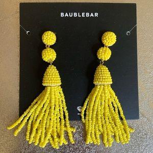 EUC BaubleBar Granita Tassel Earrings